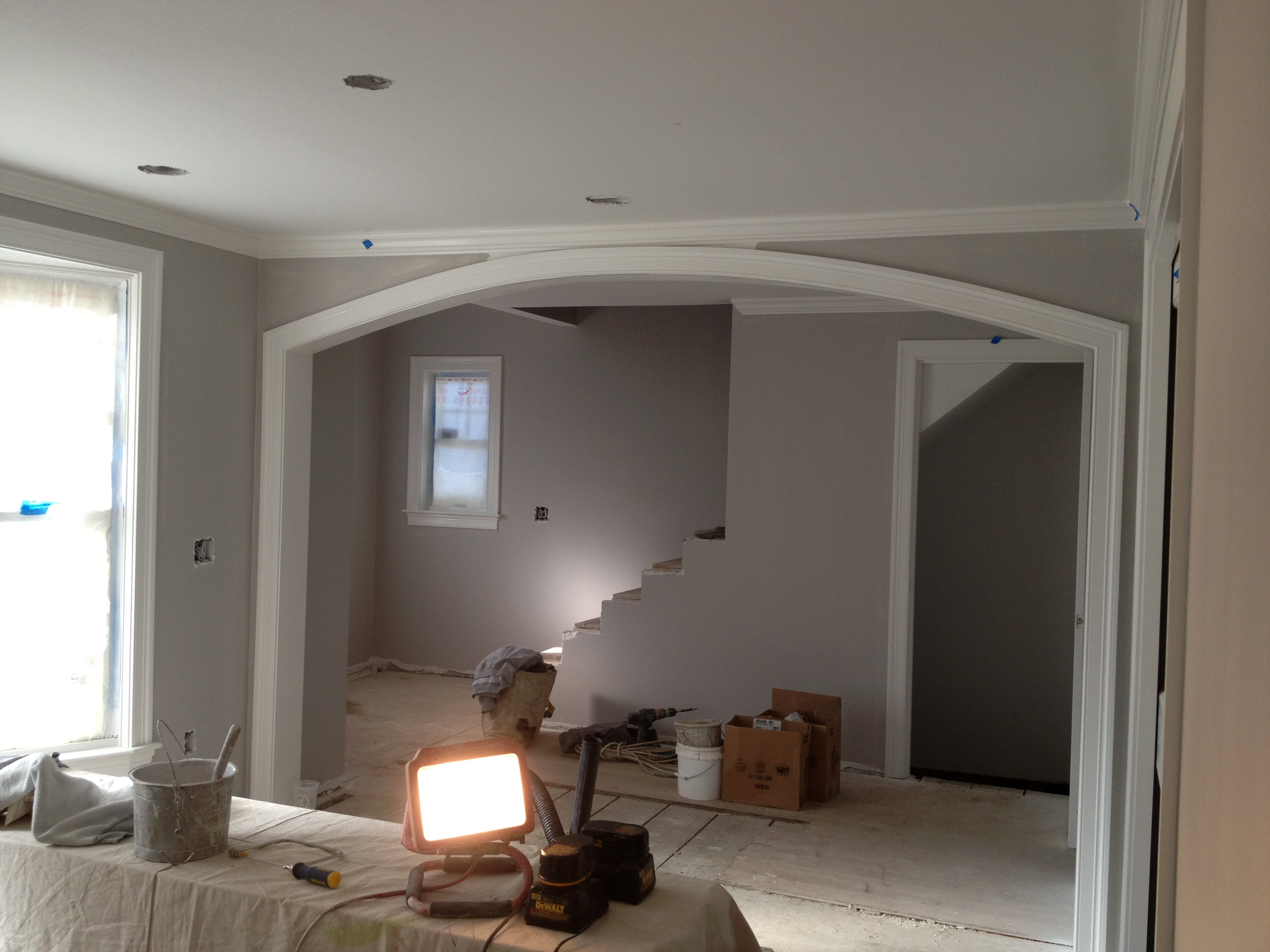 Images And Stonington Gray Benjamin Moore Wickham Gray Pictures To Pin On Pinterest Pinsdaddy